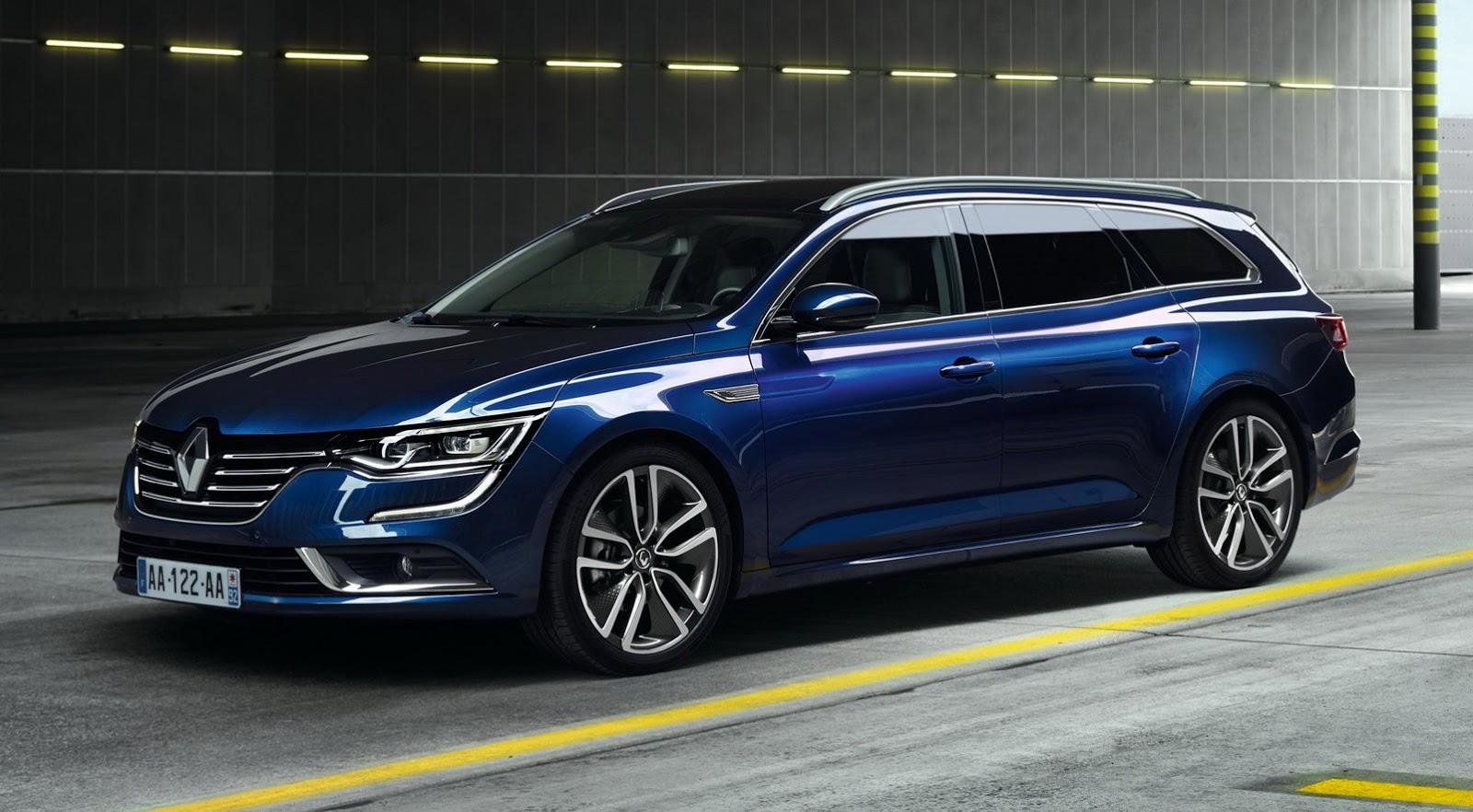 Renault Talisman 2015 - now Station wagon 5 door #4