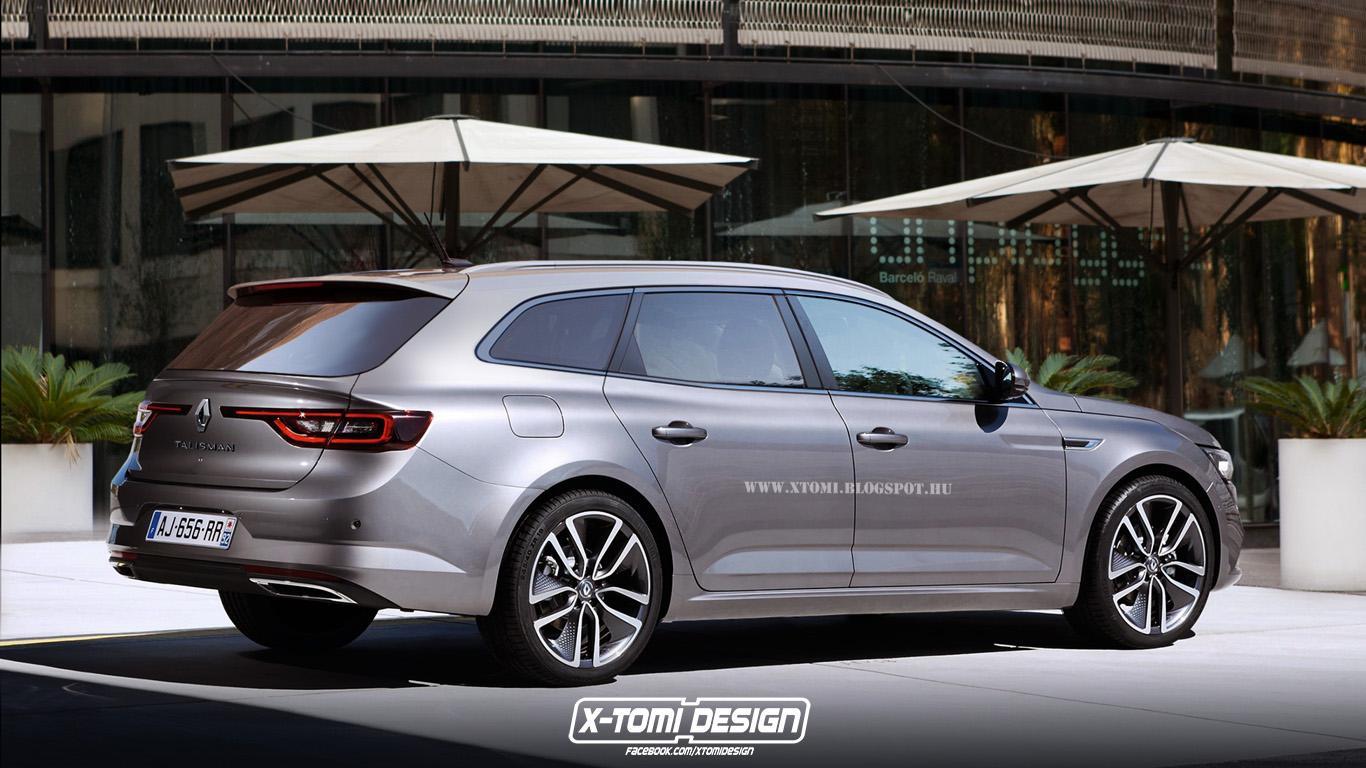 Renault Talisman 2015 - now Station wagon 5 door #5