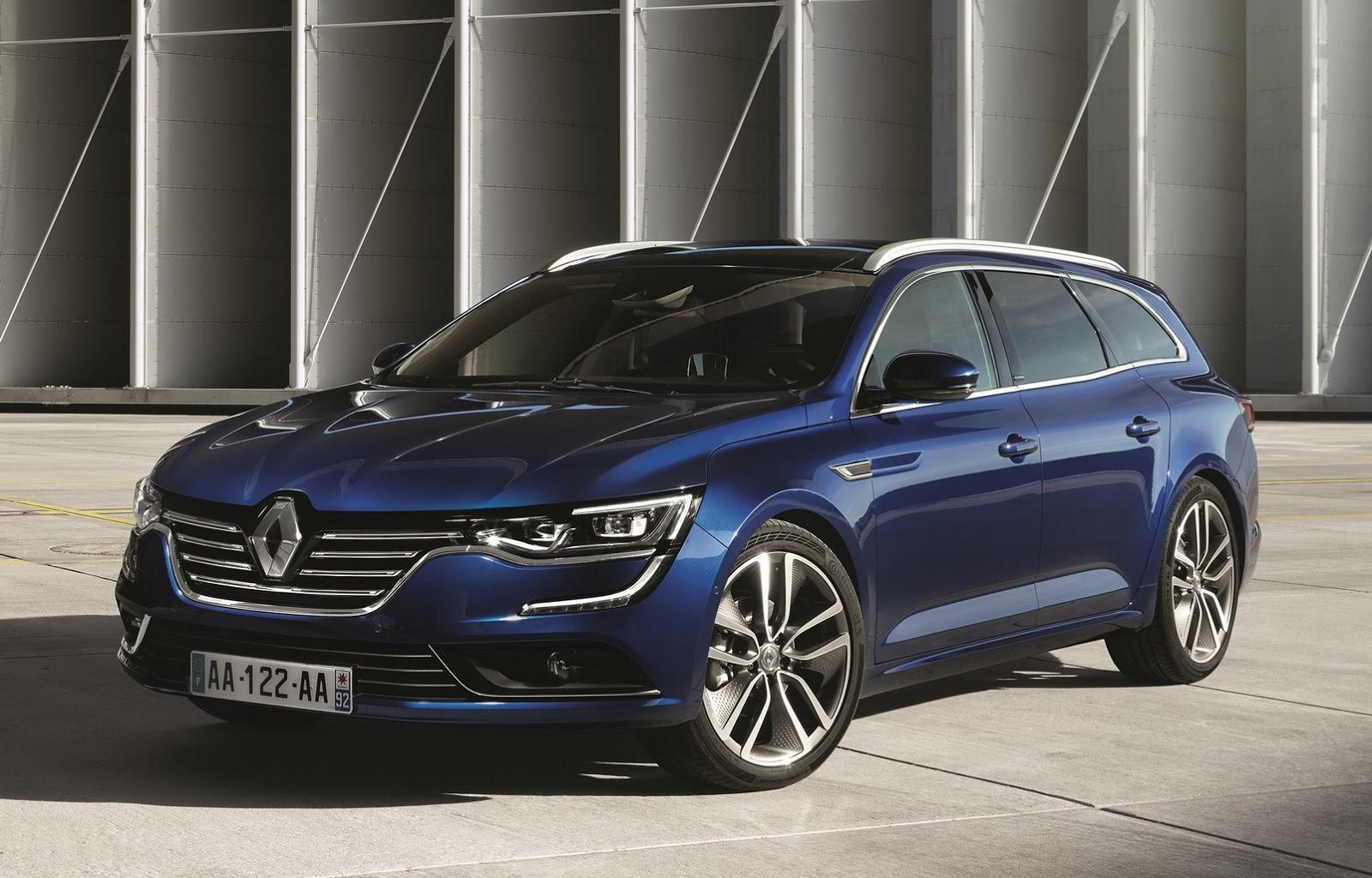 Renault Talisman 2015 - now Station wagon 5 door #1