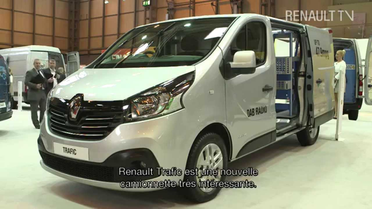 Renault Trafic III 2014 - now Minivan #7