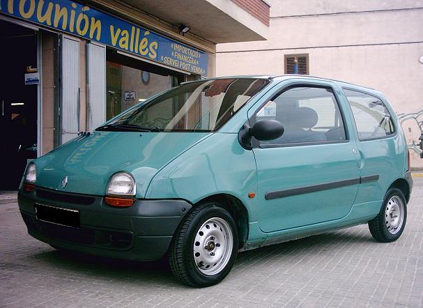 Renault Twingo I 1993 - 2007 Hatchback 3 door #7