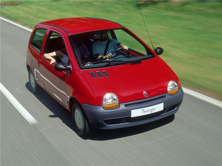 Renault Twingo I 1993 - 2007 Hatchback 3 door #5