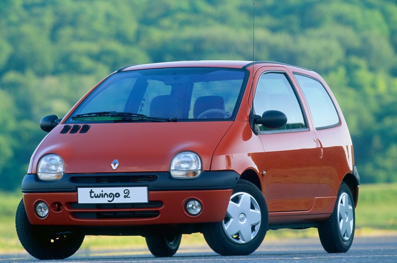 Renault Twingo I 1993 - 2007 Hatchback 3 door #3