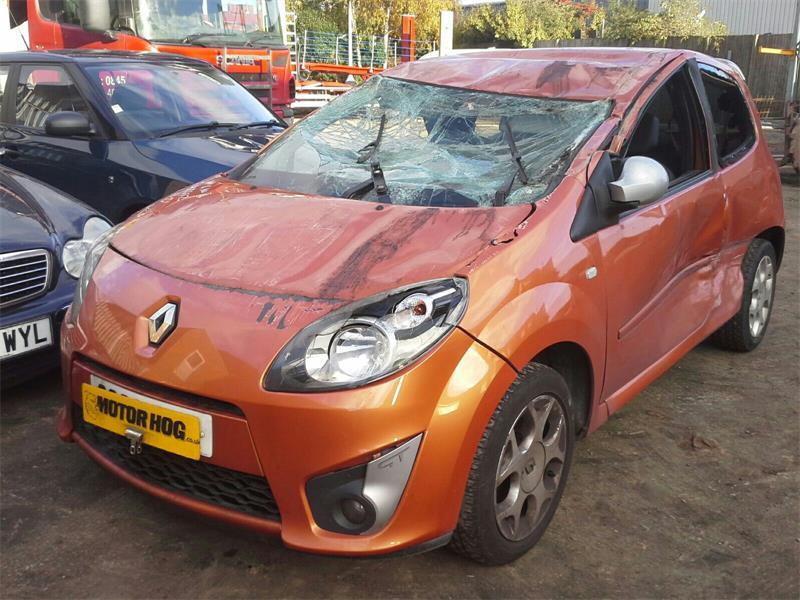 Renault Twingo II 2007 - 2011 Hatchback 3 door #3