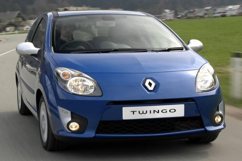 Renault Twingo II 2007 - 2011 Hatchback 3 door #5
