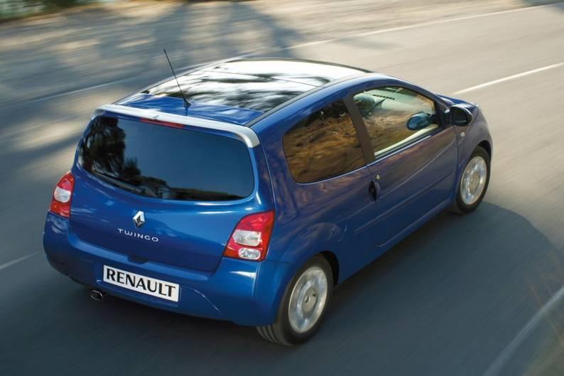 Renault Twingo II 2007 - 2011 Hatchback 3 door #7