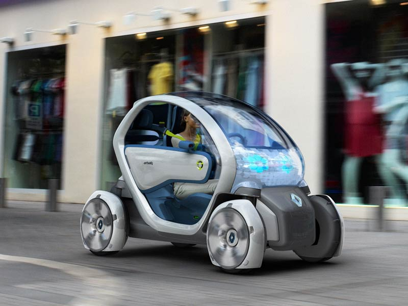 Renault Twizy 2011 - now Coupe #7