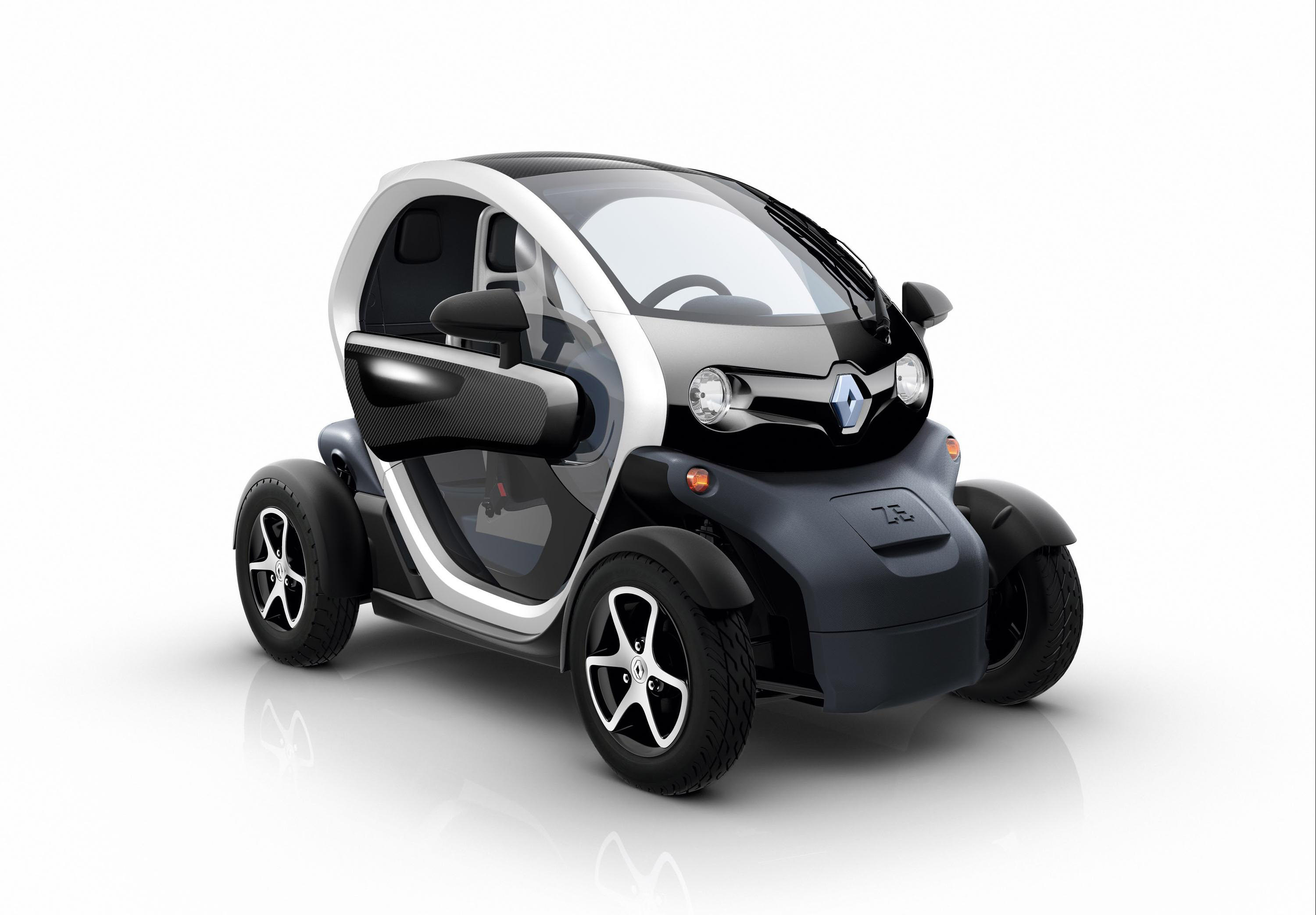 Renault Twizy 2011 - now Coupe #2
