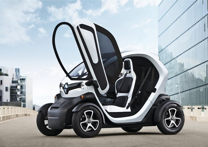 Renault Twizy 2011 - now Coupe #1