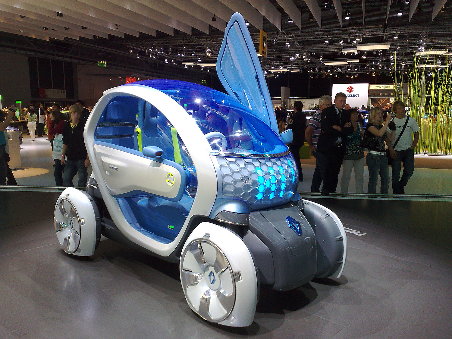 Renault Twizy 2011 - now Coupe #3