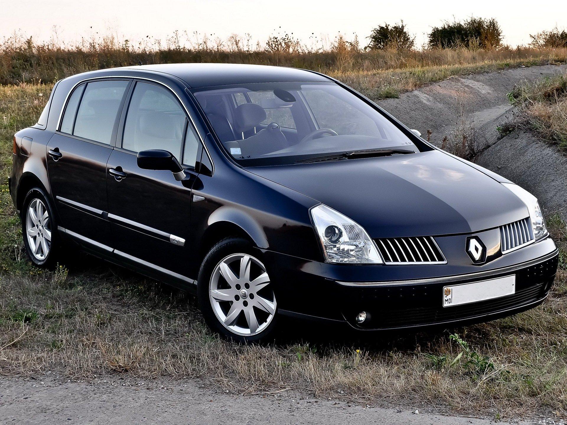 Renault Vel Satis I 2002 - 2005 Hatchback 5 door #4