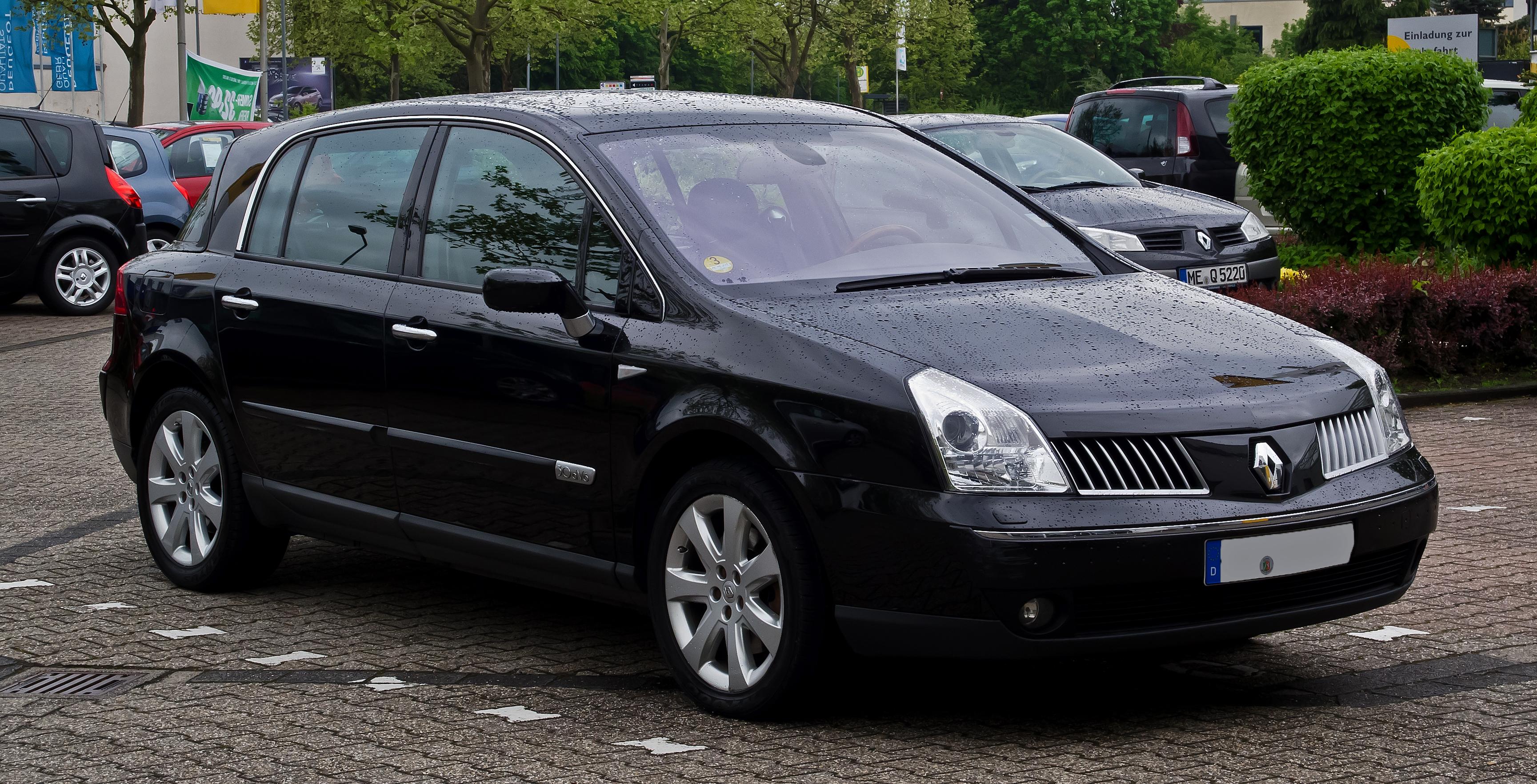 Renault Vel Satis I 2002 - 2005 Hatchback 5 door #2