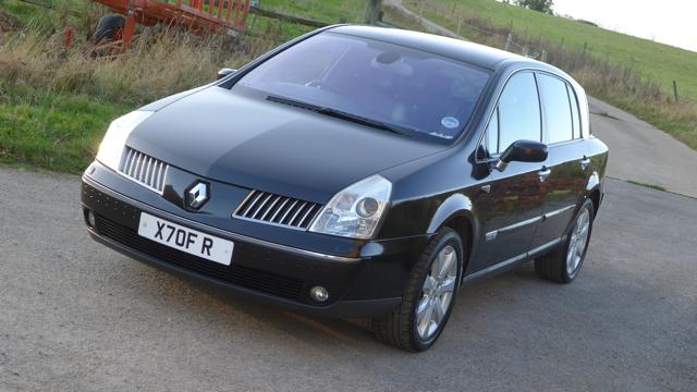 Renault Vel Satis I 2002 - 2005 Hatchback 5 door #1