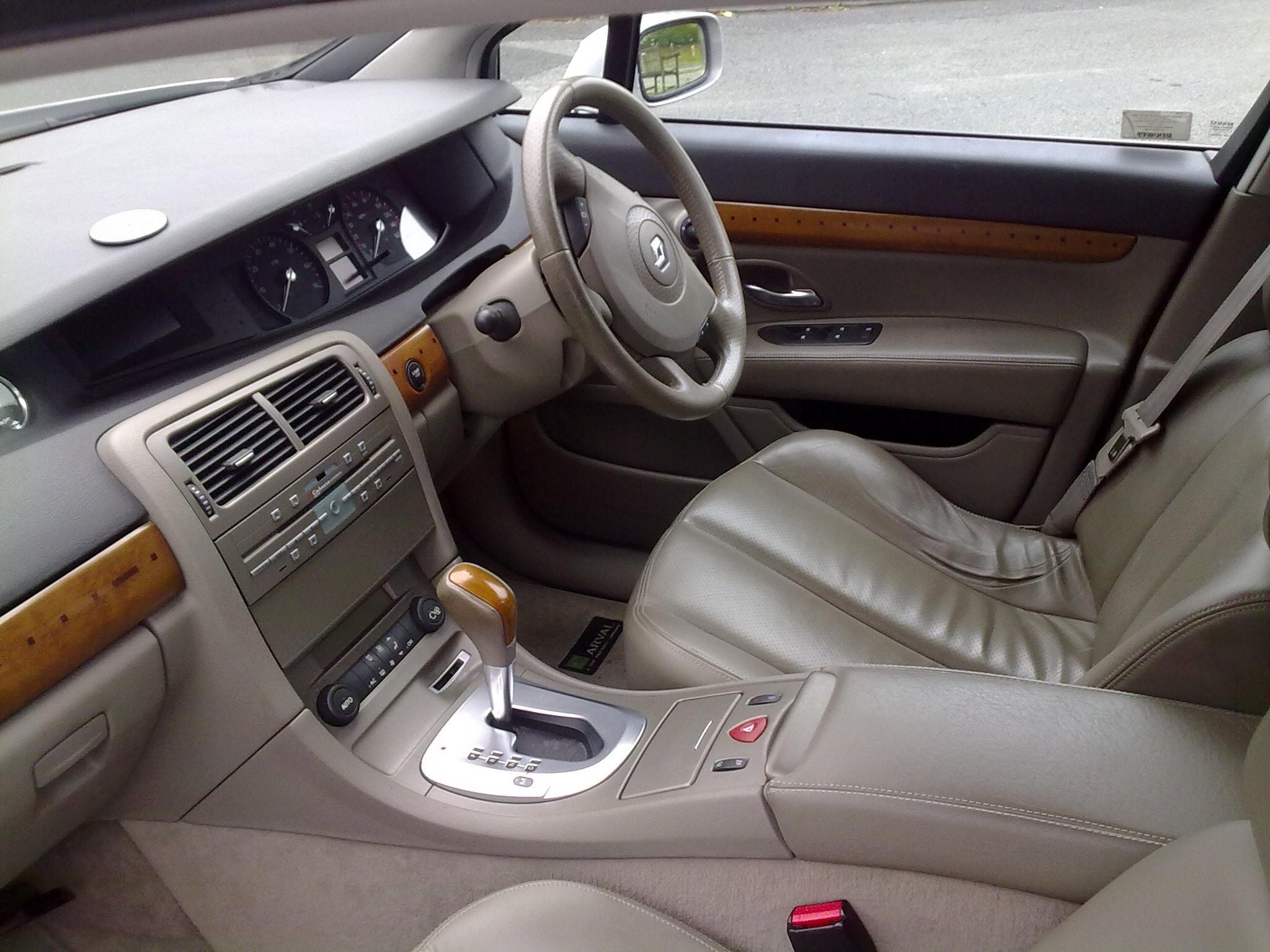 Renault Vel Satis I 2002 - 2005 Hatchback 5 door #7
