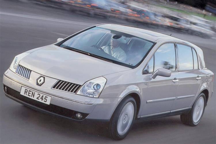 Renault Vel Satis I 2002 - 2005 Hatchback 5 door #6