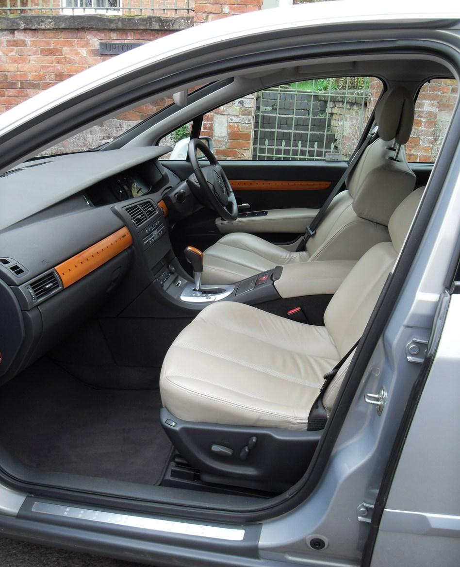 Renault Vel Satis I 2002 - 2005 Hatchback 5 door #5