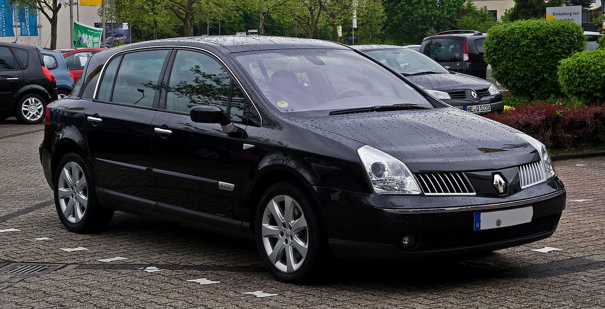 Renault Vel Satis I 2002 - 2005 Hatchback 5 door #8