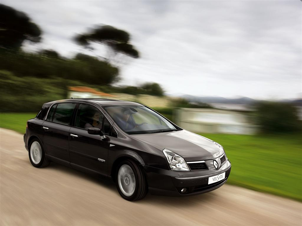 Renault Vel Satis I Restyling 2005 - 2009 Hatchback 5 door #2