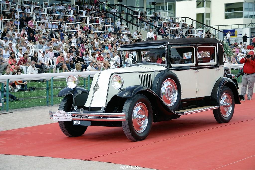 Renault Vivastella 1929 - 1939 Sedan #3