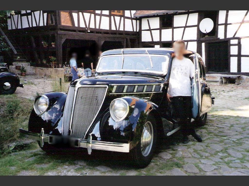 Renault Vivastella 1929 - 1939 Sedan #4