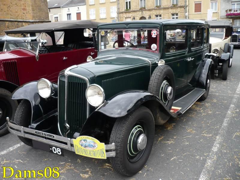Renault Vivastella 1929 - 1939 Sedan #7