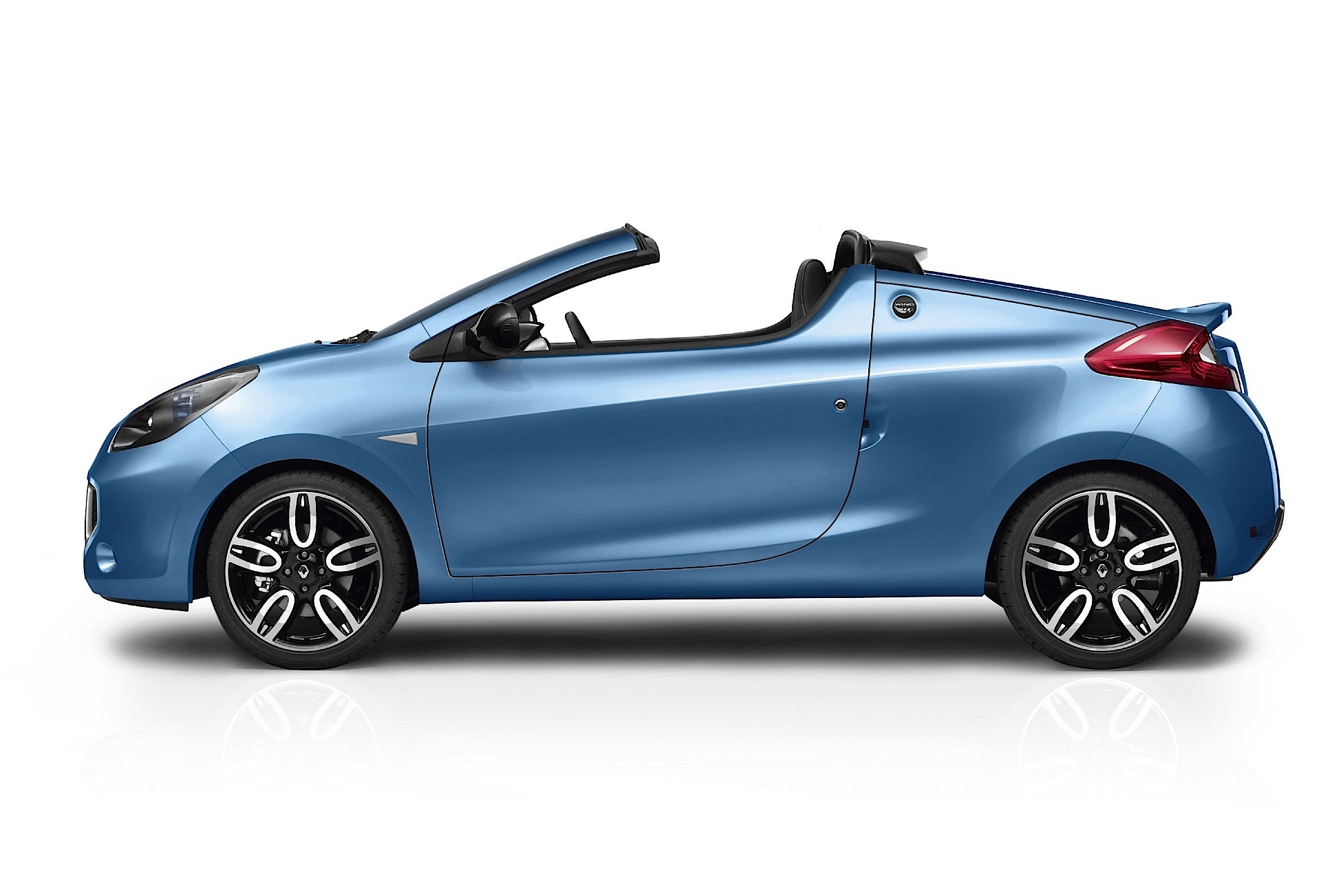 Renault Wind 2010 - 2013 Roadster #3