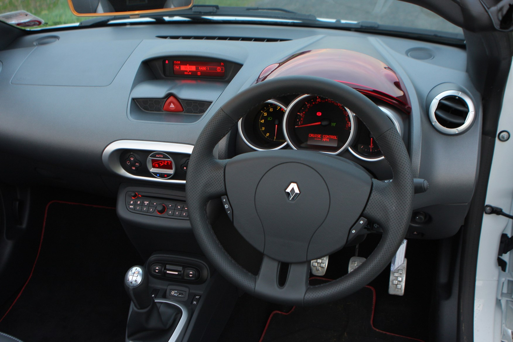Renault Wind 2010 - 2013 Roadster #1
