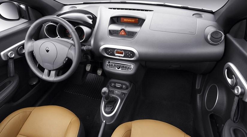 Renault Wind 2010 - 2013 Roadster #2