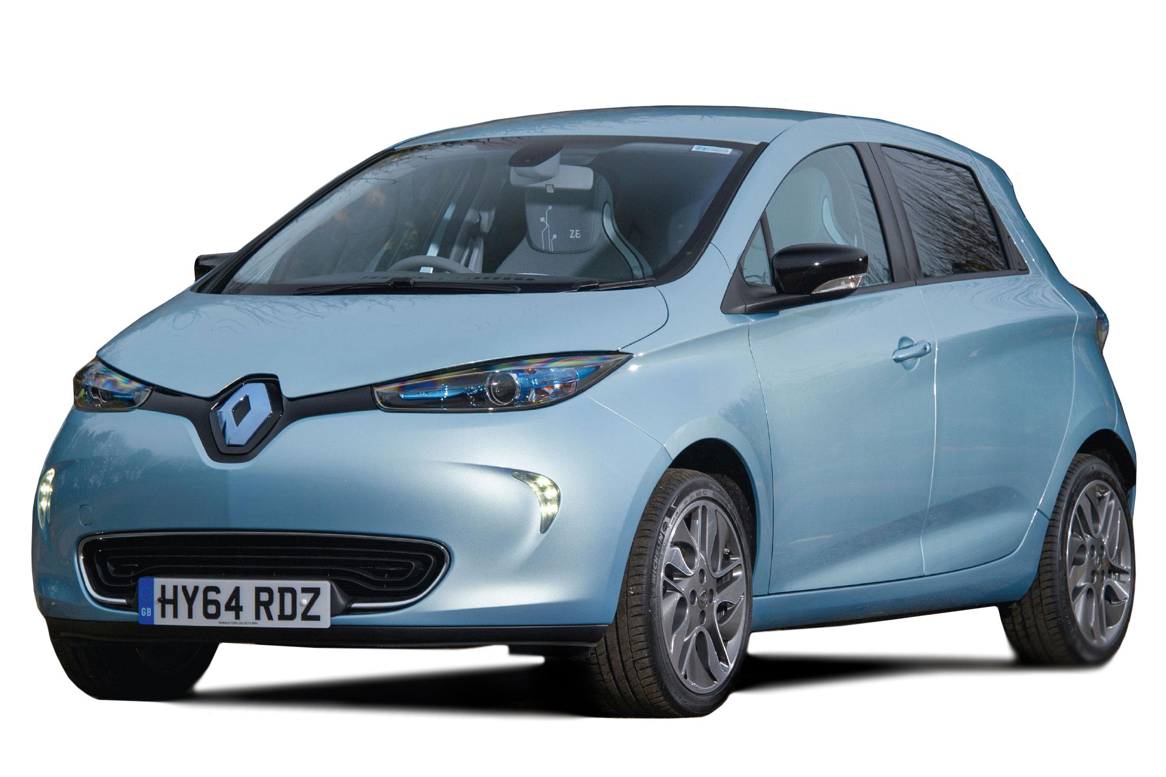 Renault ZOE 2012 - now Hatchback 5 door #3