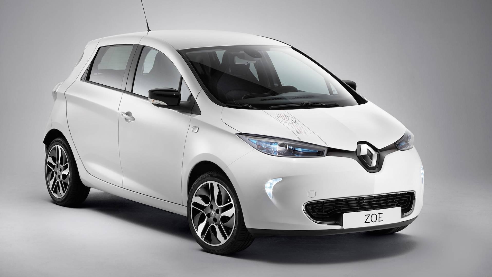 Renault ZOE 2012 - now Hatchback 5 door #7