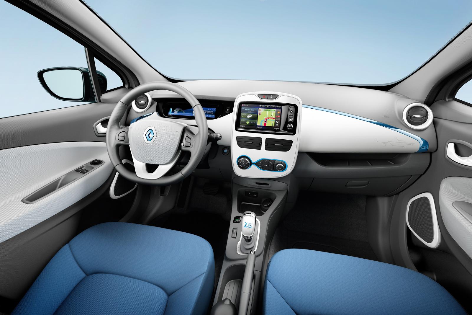Renault ZOE 2012 - now Hatchback 5 door #5