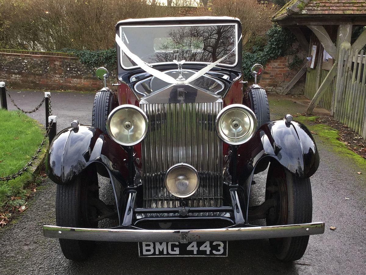 Rolls-Royce 20ት I 1929 - 1936 Cabriolet #5