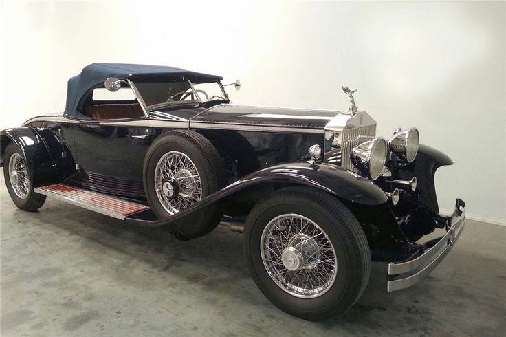 Rolls-Royce 20ት I 1929 - 1936 Cabriolet #3