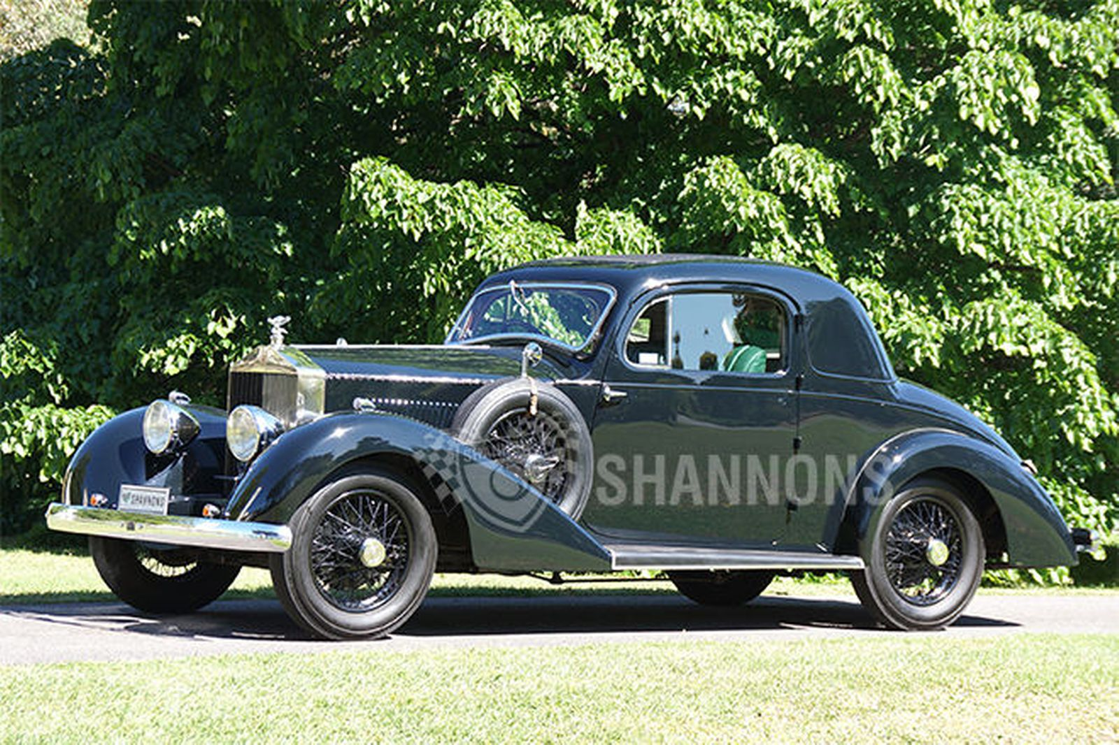 Rolls-Royce 20ት I 1929 - 1936 Cabriolet #1