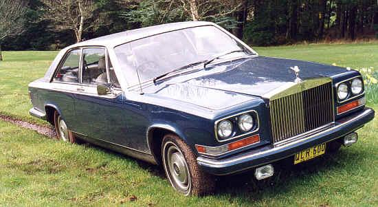 Rolls-Royce Camargue 1975 - 1986 Sedan 2 door #1