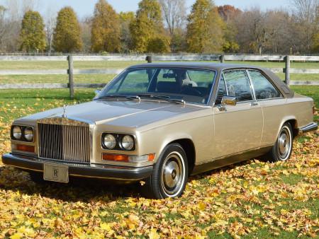 Rolls-Royce Camargue 1975 - 1986 Sedan 2 door #3