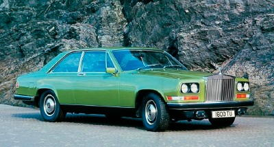 Rolls-Royce Camargue 1975 - 1986 Sedan 2 door #4
