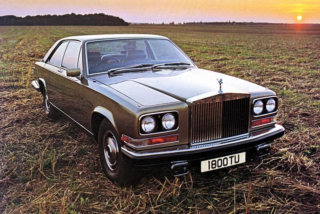 Rolls-Royce Camargue 1975 - 1986 Sedan 2 door #6