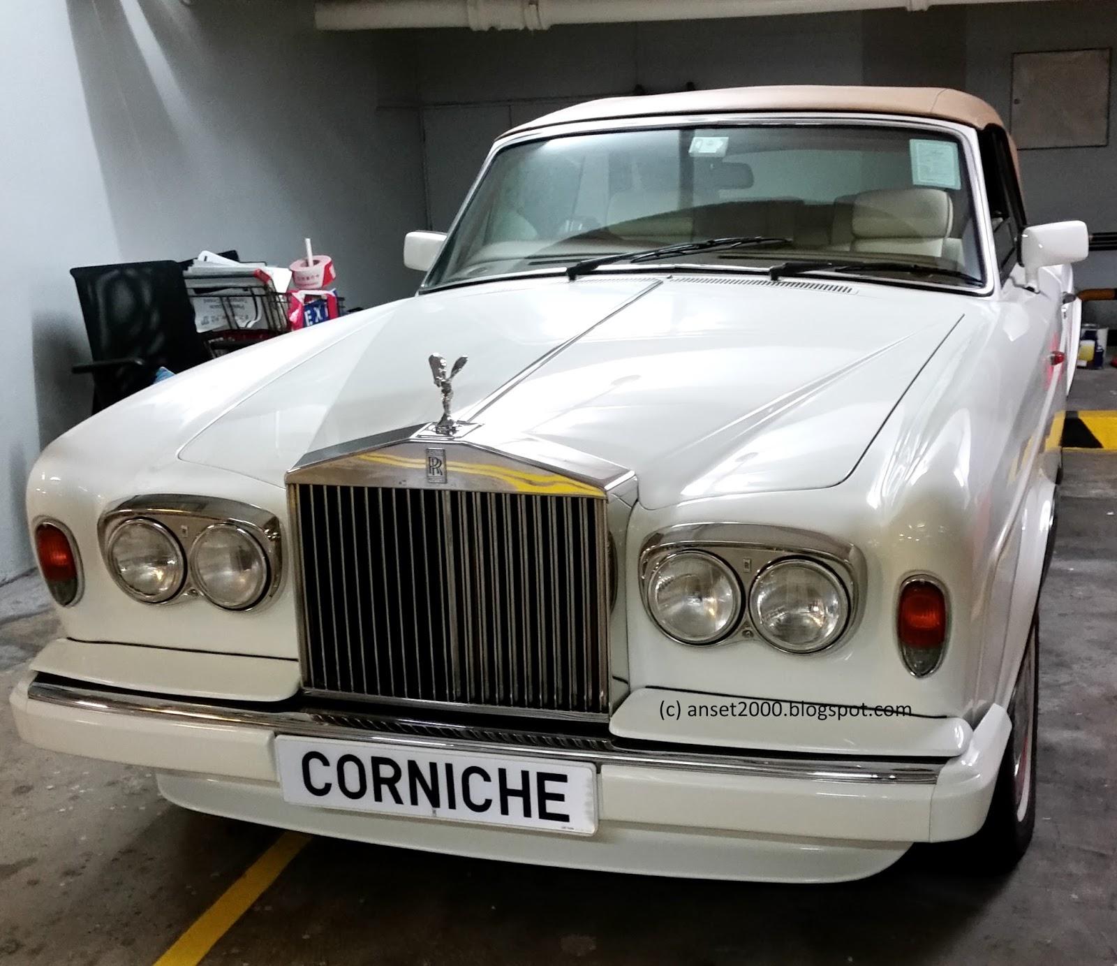 Rolls-Royce Corniche I - IV 1971 - 1995 Sedan 2 door #2