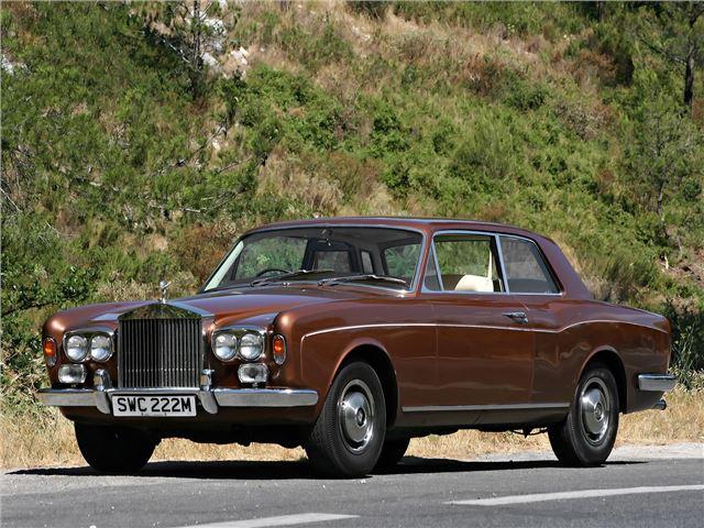 Rolls-Royce Corniche I - IV 1971 - 1995 Sedan 2 door #1