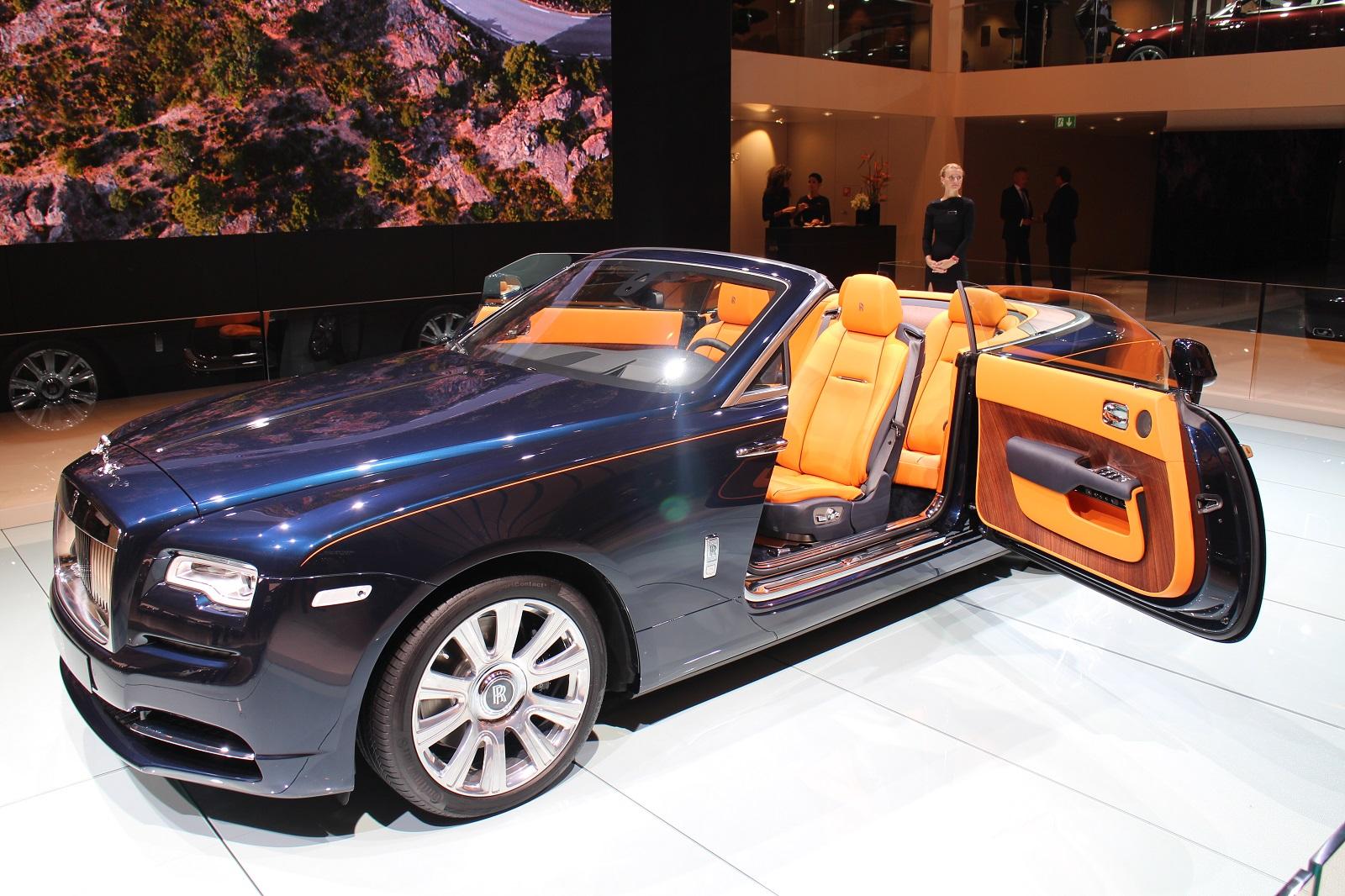 Rolls-Royce Dawn 2015 - now Cabriolet #3