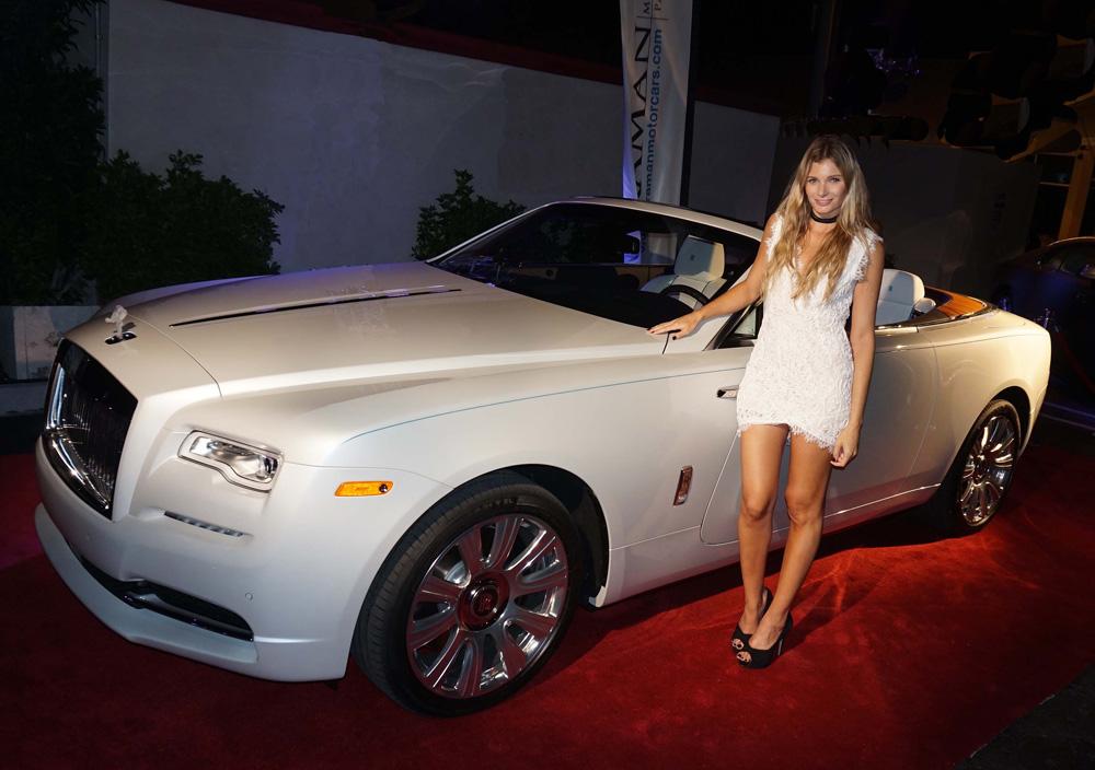 Rolls-Royce Dawn 2015 - now Cabriolet #2