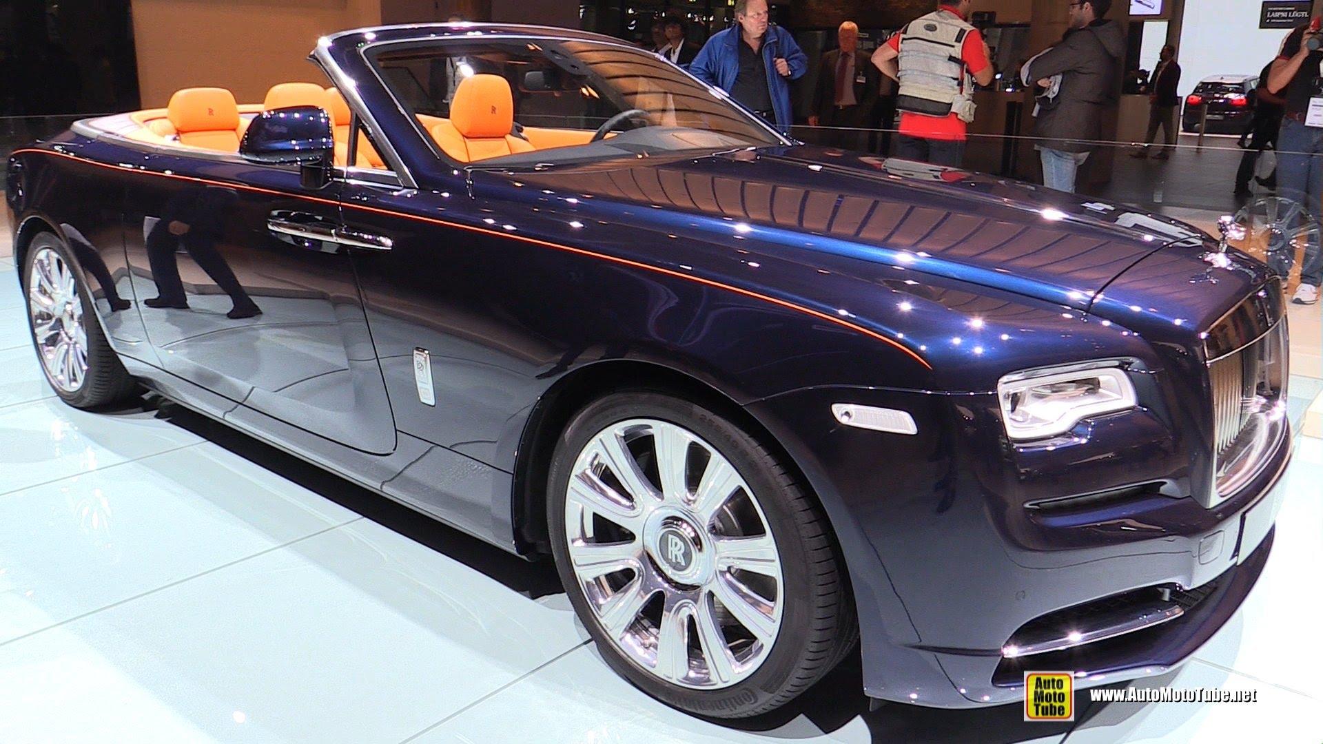 Rolls-Royce Dawn 2015 - now Cabriolet #5