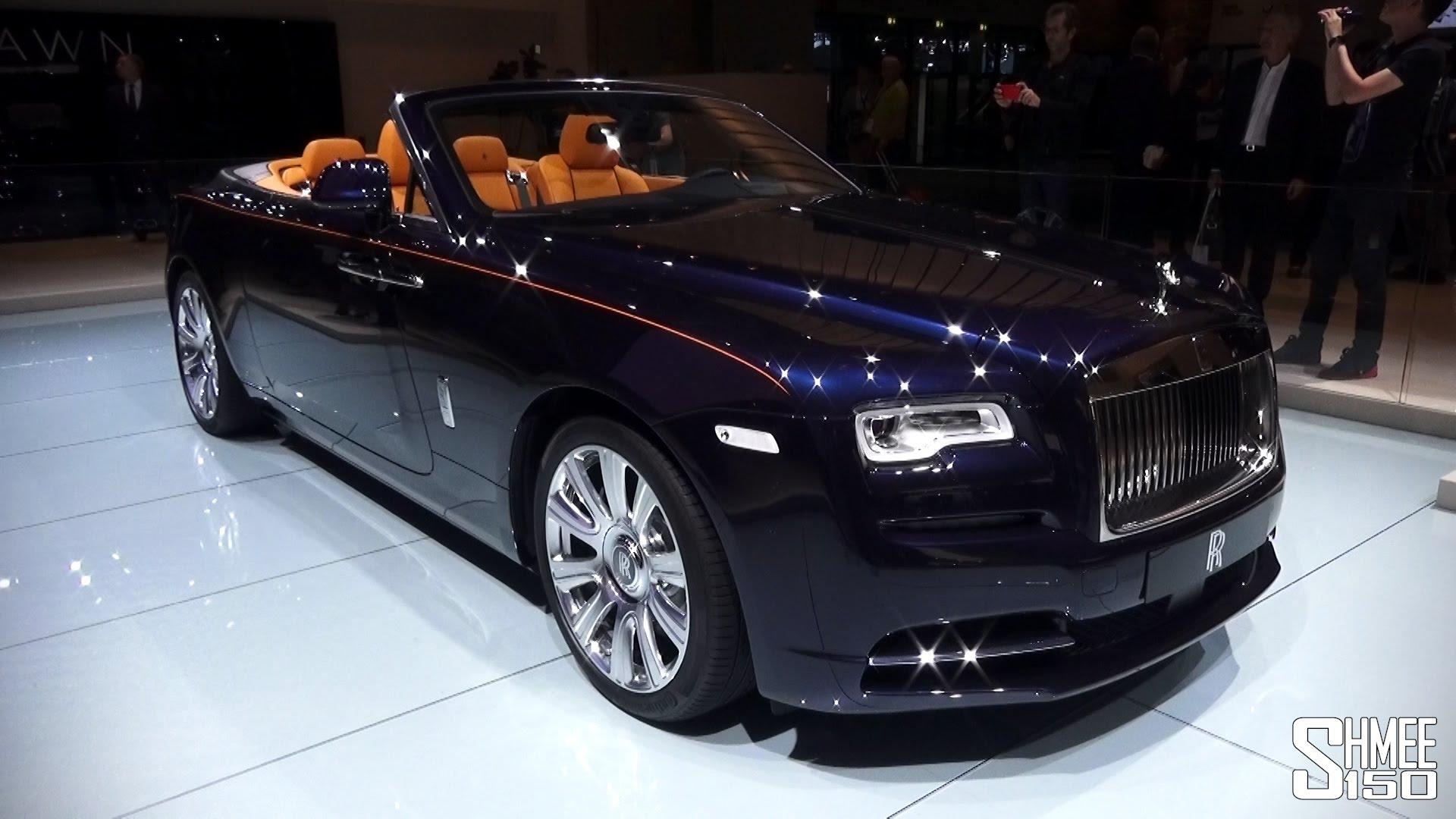 Rolls-Royce Dawn 2015 - now Cabriolet #6