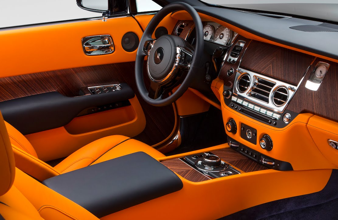 Rolls-Royce Dawn 2015 - now Cabriolet #7