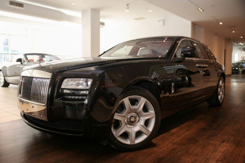 Rolls-Royce Ghost I 2010 - 2014 Sedan #5