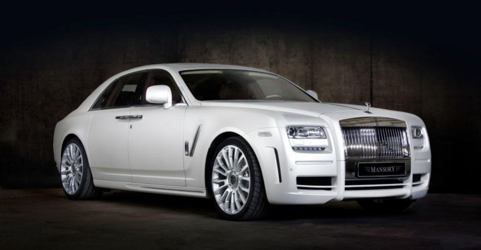 Rolls-Royce Ghost I 2010 - 2014 Sedan #7