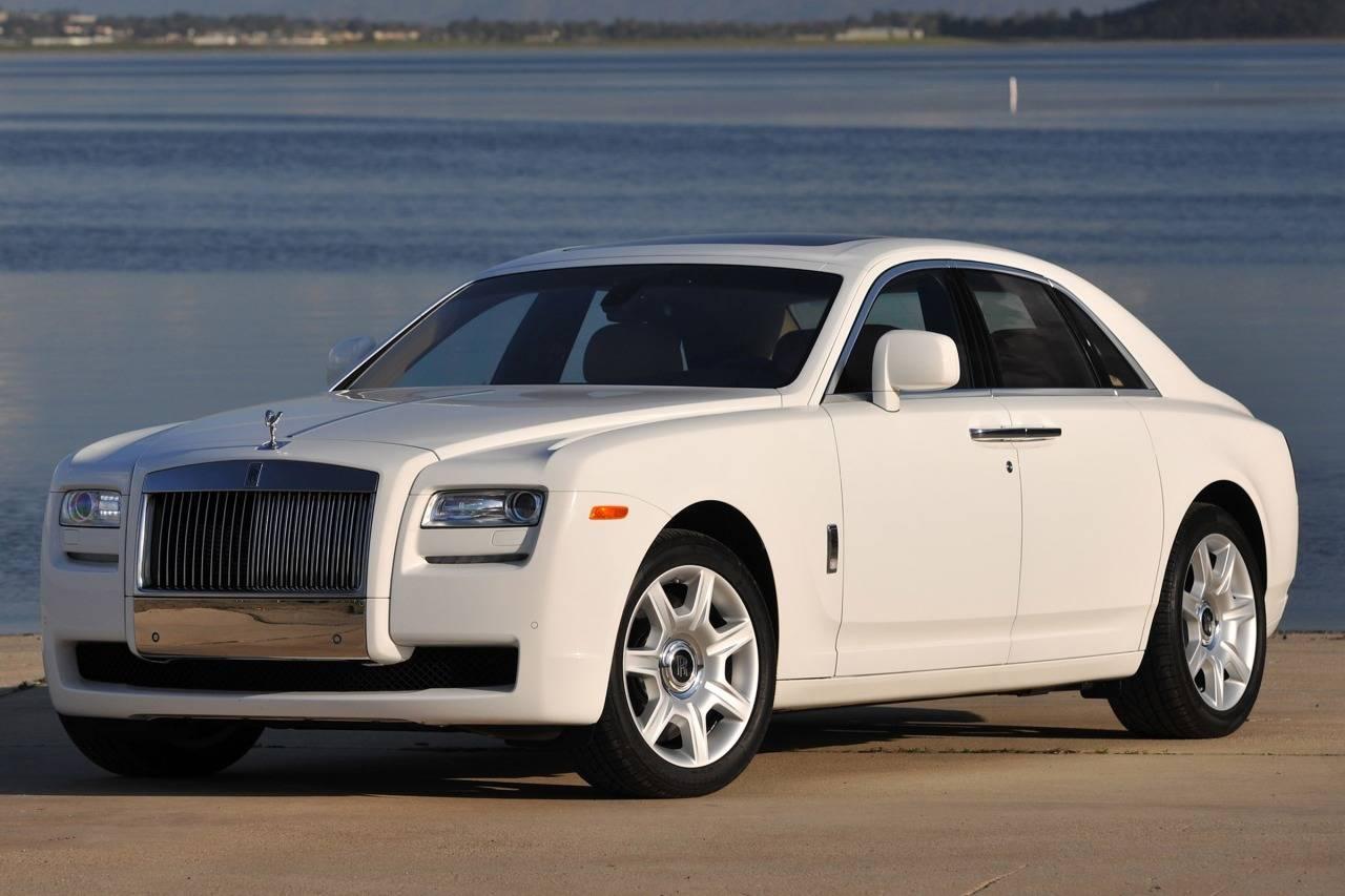 Rolls-Royce Ghost I 2010 - 2014 Sedan #6