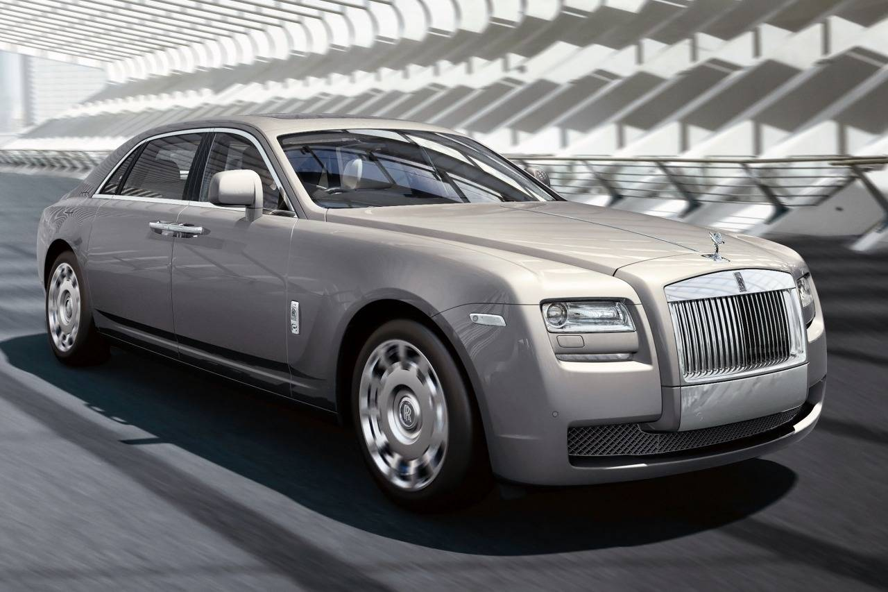 Rolls-Royce Ghost I 2010 - 2014 Sedan #3