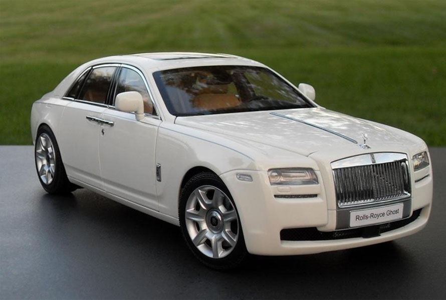 Rolls-Royce Ghost I 2010 - 2014 Sedan #2